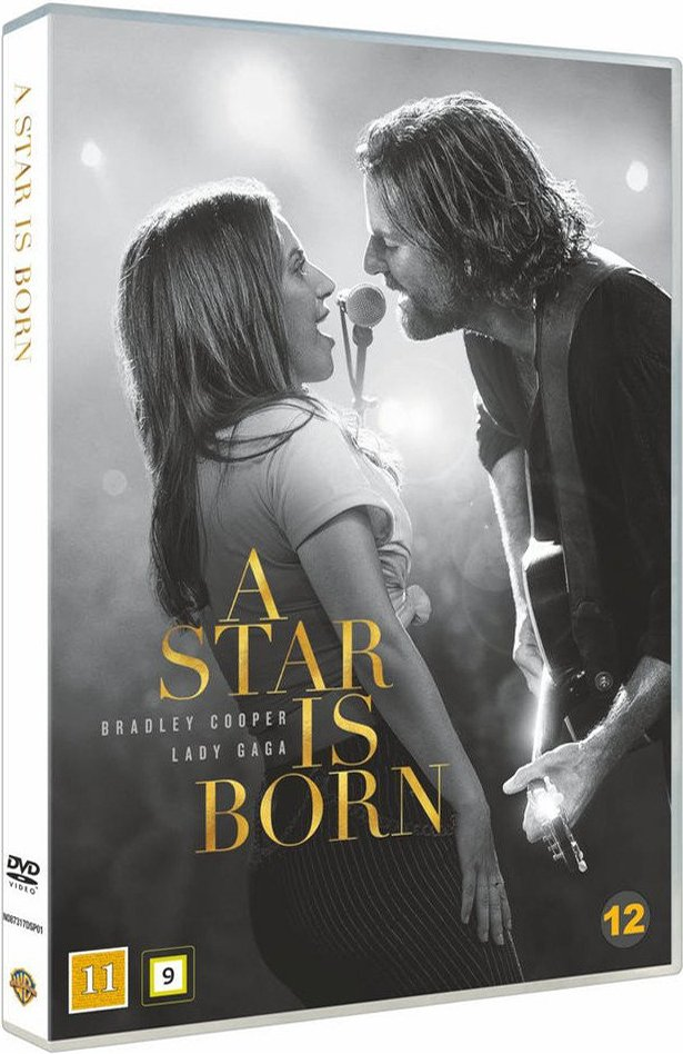 Image of   A Star Is Born - DVD - Film