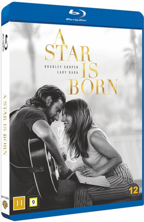 Image of   A Star Is Born - Blu-Ray