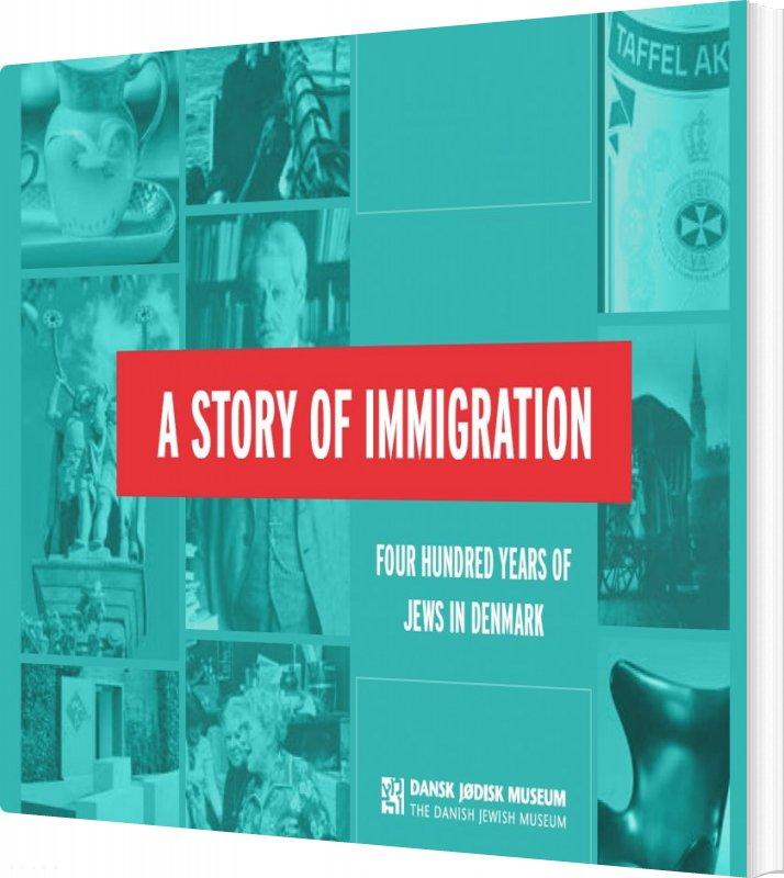 Image of   A Story Of Immigration - Martin Schwarz Lausten - Bog