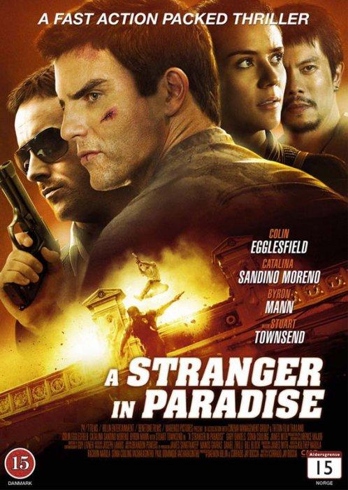 Image of   A Stranger In Paradise - DVD - Film