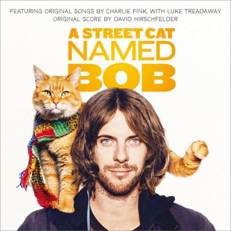 Image of   A Street Cat Named Bob Soundtrack - Vinyl / LP