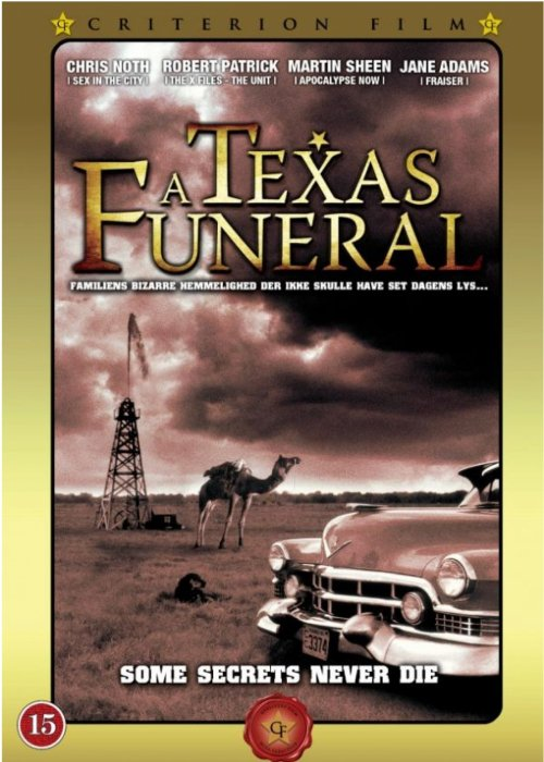 Image of   A Texas Funeral - DVD - Film