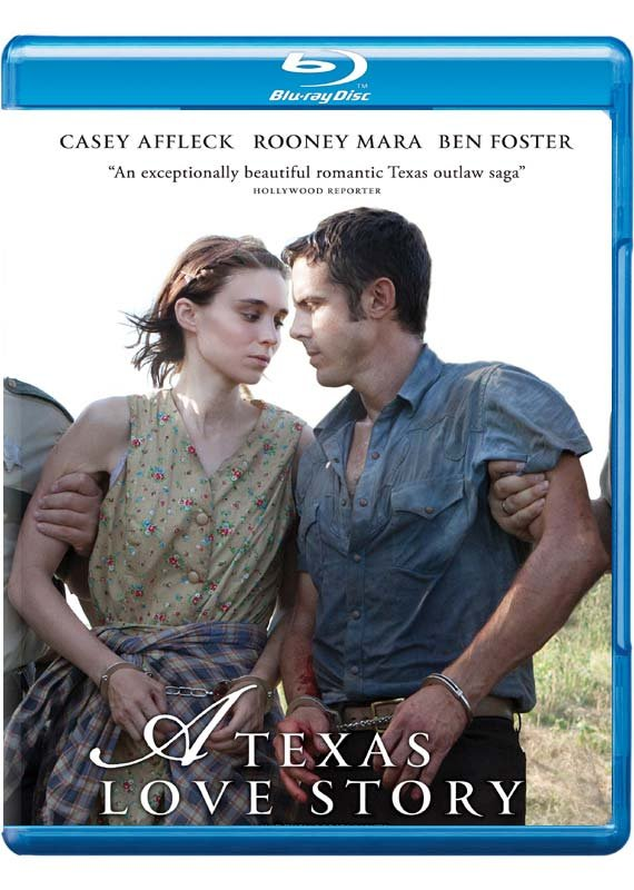 Image of   Aint Them Bodies Saints / A Texas Love Story - Blu-Ray