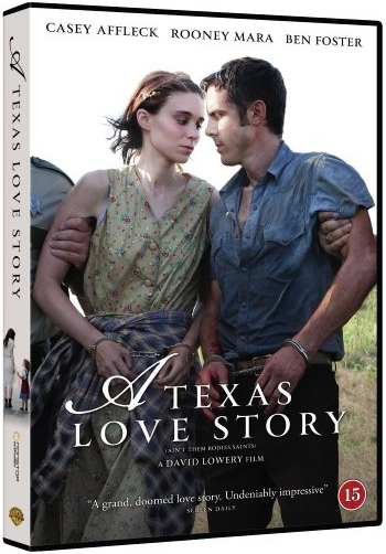 Billede af Aint Them Bodies Saints / A Texas Love Story - DVD - Film
