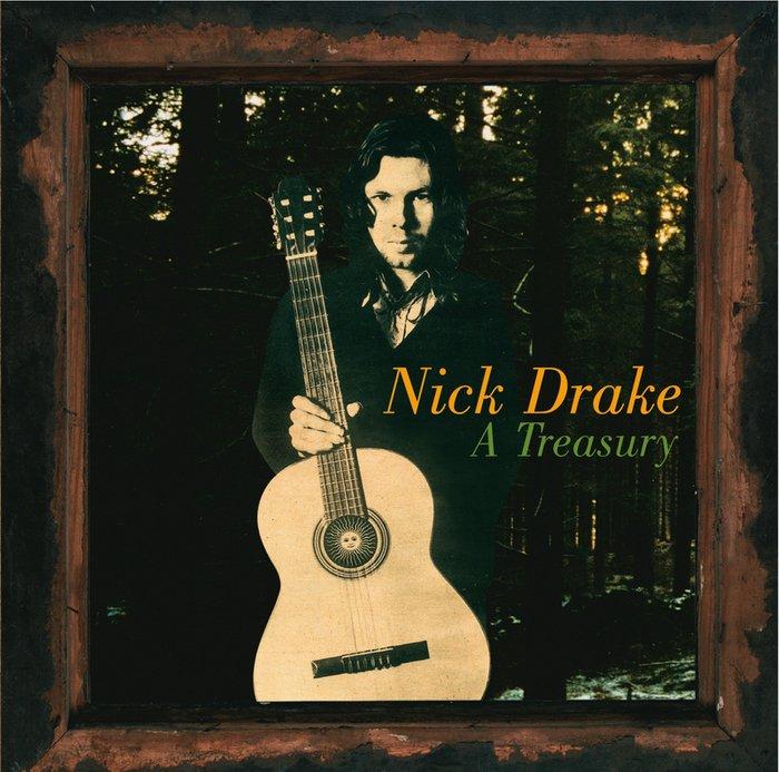 Image of   Nick Drake - A Treasury - Vinyl / LP