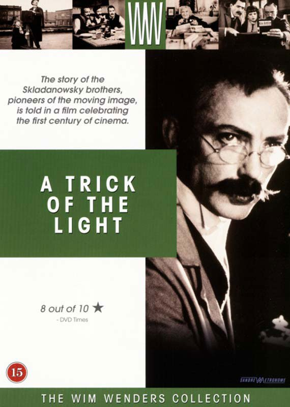 Billede af A Trick Of The Light - DVD - Film