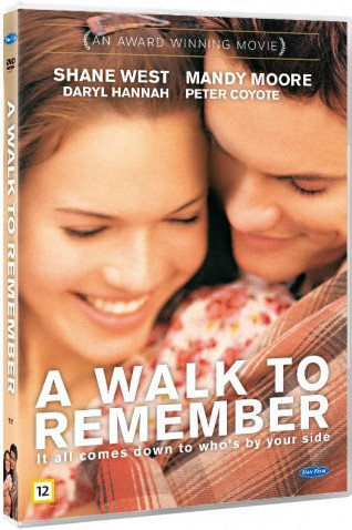 Image of   A Walk To Remember - DVD - Film