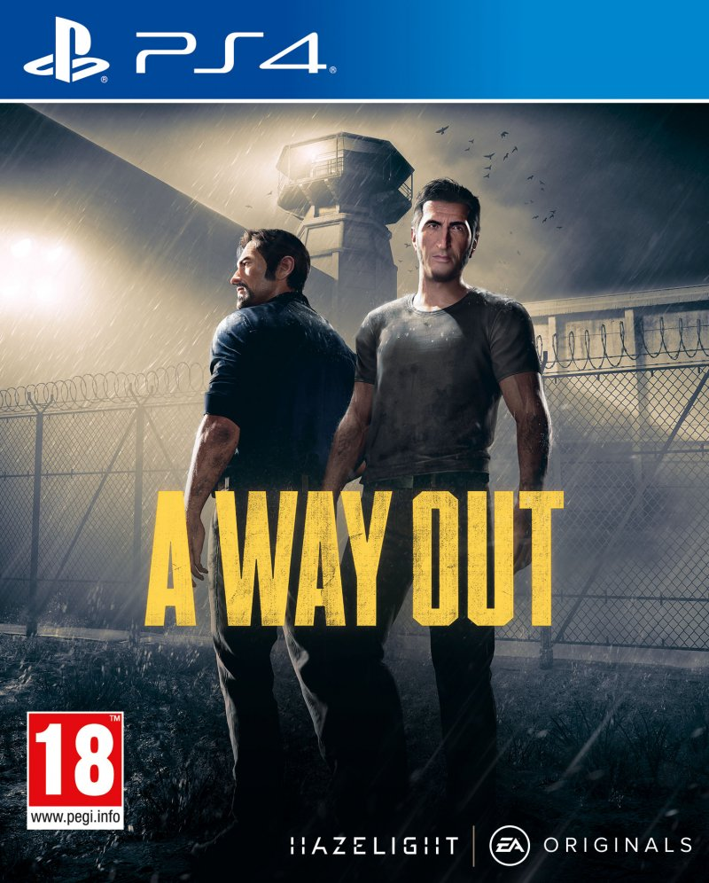 Image of   A Way Out - PS4