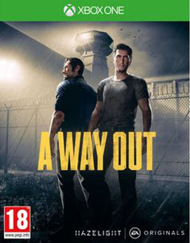 Image of   A Way Out - Xbox One