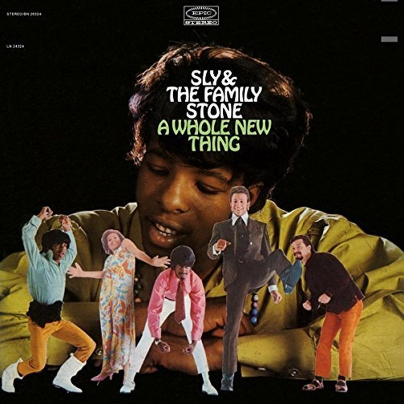 Sly & The Family Stone - A Whole New Thing - Vinyl / LP