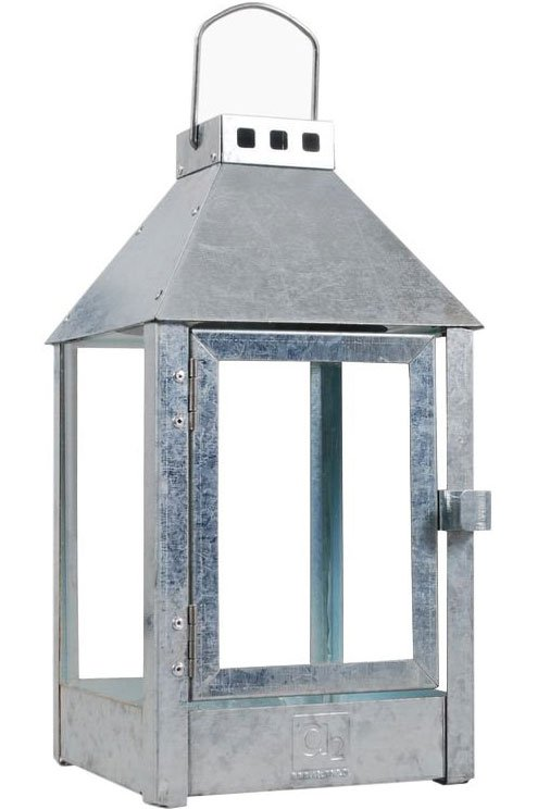 Enormt A2 Living Lanterne - Mini Udendørs Og Indendørs Lanterne I UG73