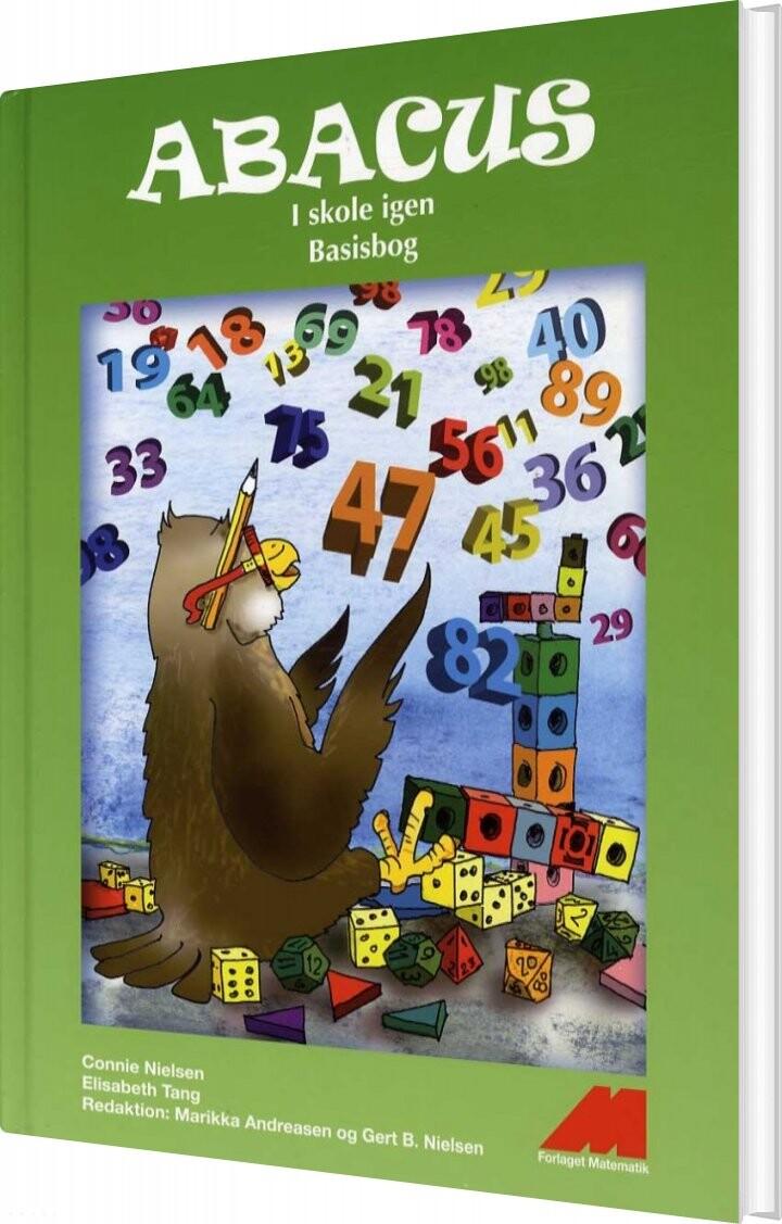 Image of   Abacus 1. Kl. - Basisbog - Elisabeth Tang - Bog