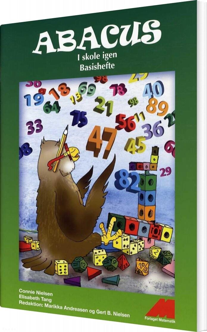 Image of   Abacus 1. Kl. - Basishefte - Elisabeth Tang - Bog