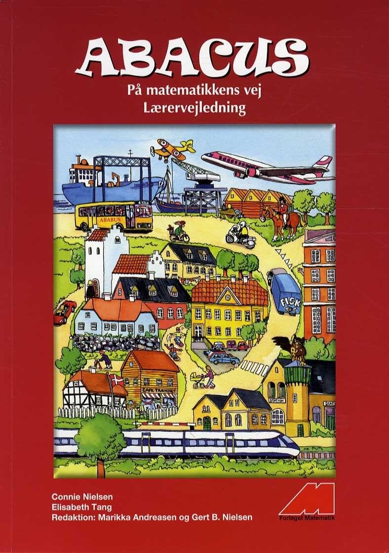 Image of   Abacus 2. Kl. - Lærervejledning - Connie Nielsen - Bog