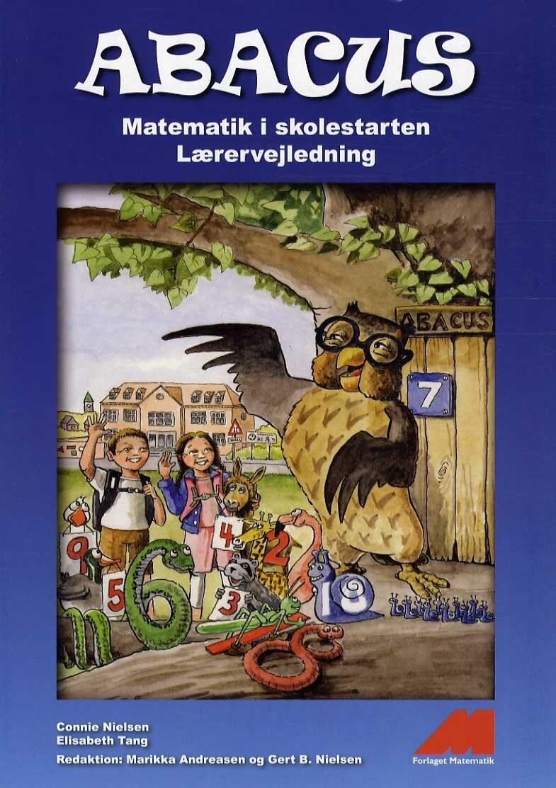 Image of   Abacus 0. Kl. - Lærervejledning - Connie Nielsen - Bog