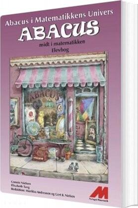 Image of   Abacus Midt I Matematikken - 6. Kl. - Elevbog - Connie Nielsen - Bog