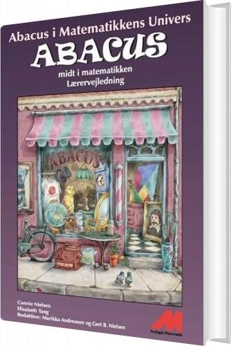 Image of   Abacus Midt I Matematikken - 6. Kl. - Lærervejledning - Connie Nielsen - Bog