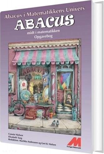 Image of   Abacus Midt I Matematikken - 6. Kl. - Opgavebog - Connie Nielsen - Bog