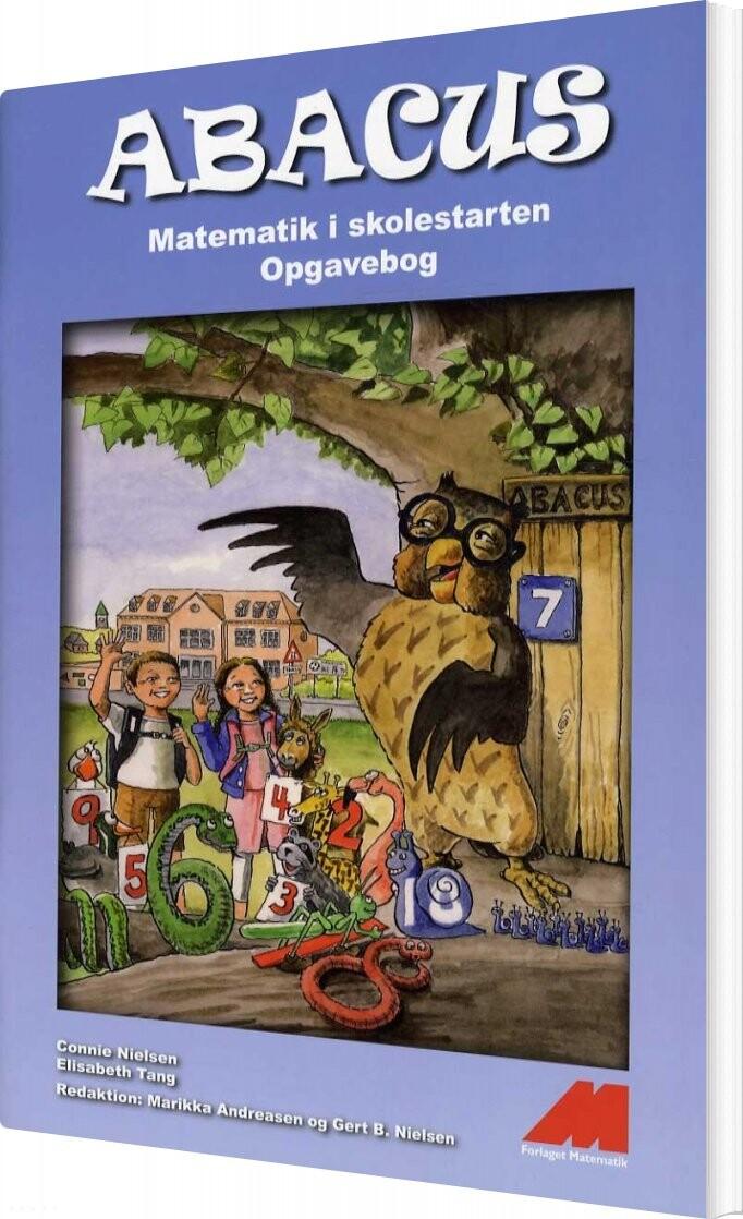 Image of   Abacus 0. Kl. - Opgavebog - Elisabeth Tang - Bog