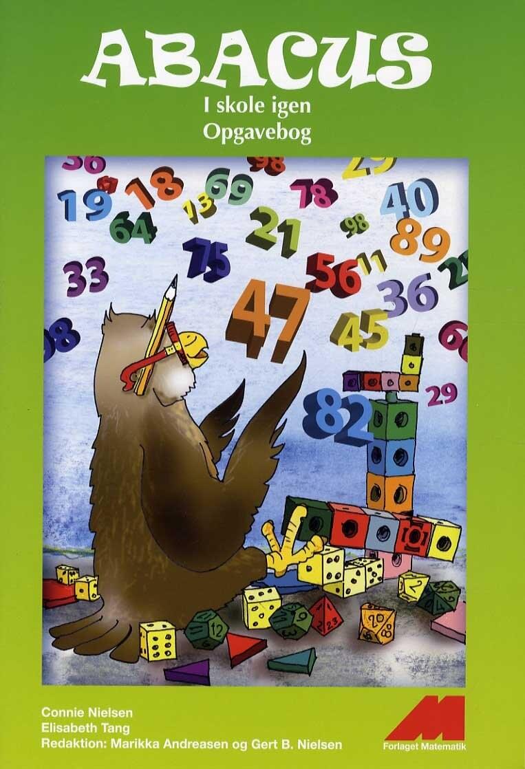 Image of   Abacus 1. Kl. - Opgavebog - Elisabeth Tang - Bog