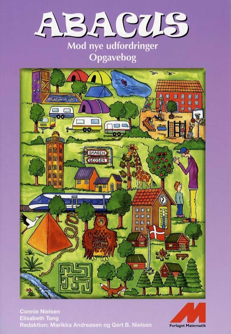 Image of   Abacus 3. Kl. - Opgavebog - Connie Nielsen - Bog