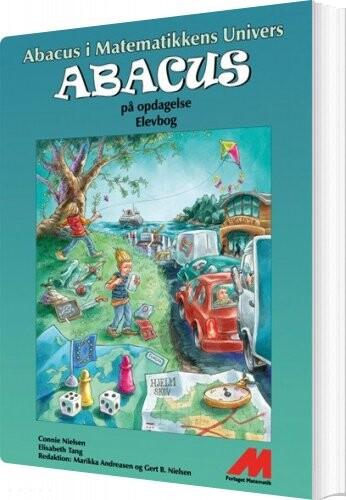 Image of   Abacus På Opdagelse 5. Kl. - Elevbog - Connie Nielsen - Bog
