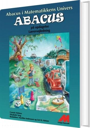 Image of   Abacus På Opdagelse 5. Kl. - Lærervejeldning - Connie Nielsen - Bog