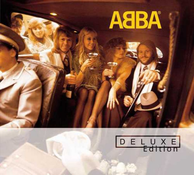 Image of   Abba - Deluxe Edition (cd+dvd) - CD