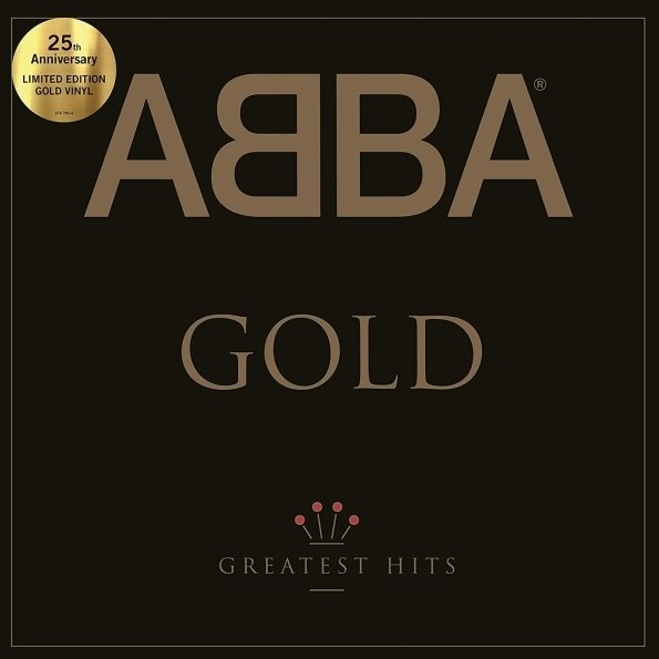 Image of   Abba - Gold - Greatest Hits - 25th Anniversary Edition - Vinyl / LP