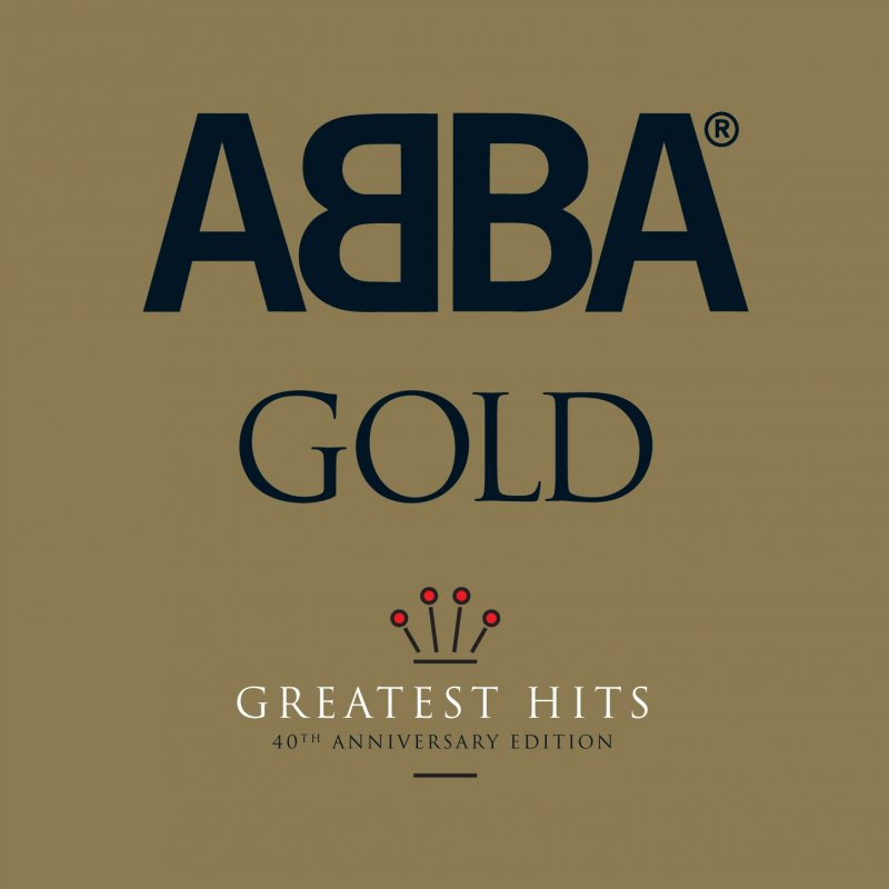 Image of   Abba - Gold - Greatest Hits - 40th Anniversary Edition - CD