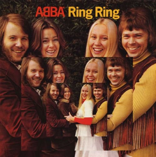 Image of   Abba - Ring Ring - CD