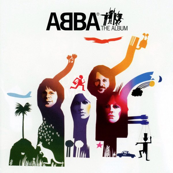 Image of   Abba - The Album - CD