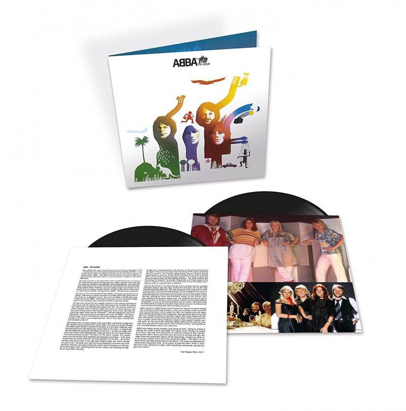 Image of   Abba - Abba The Album - Vinyl / LP