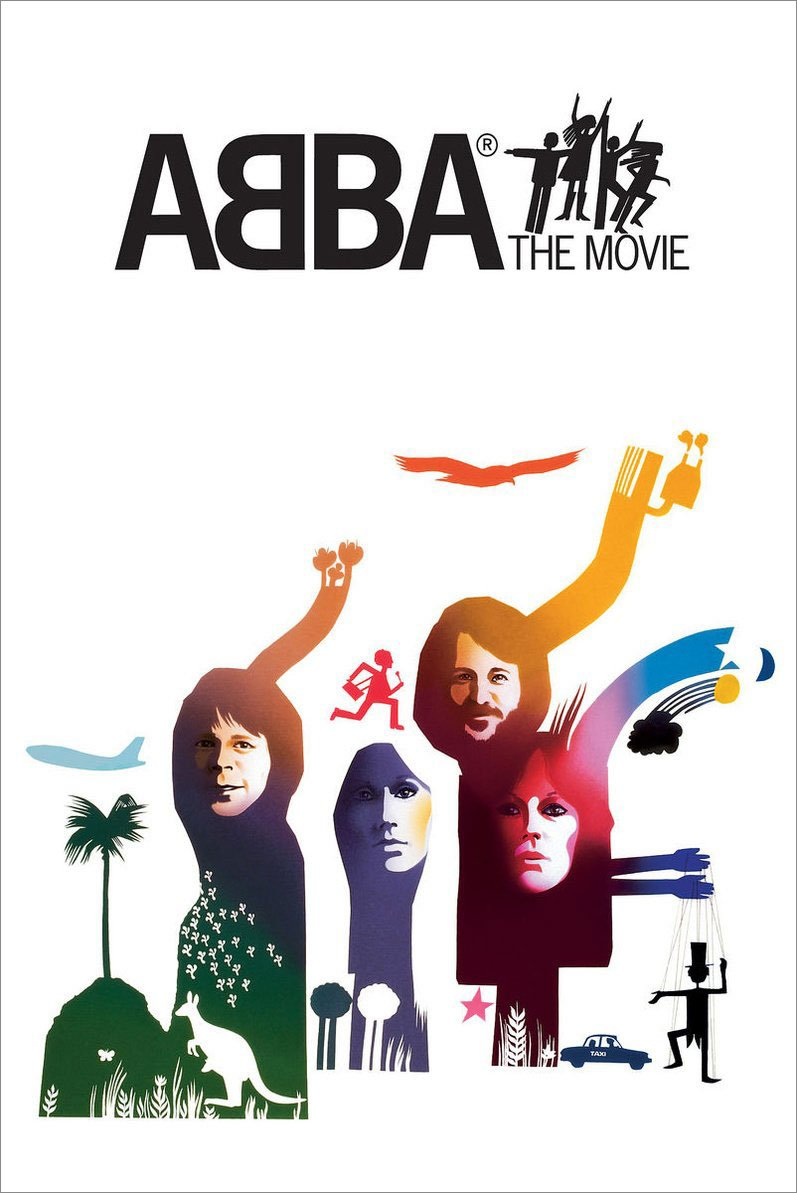 Image of   Abba - The Movie - DVD - Film