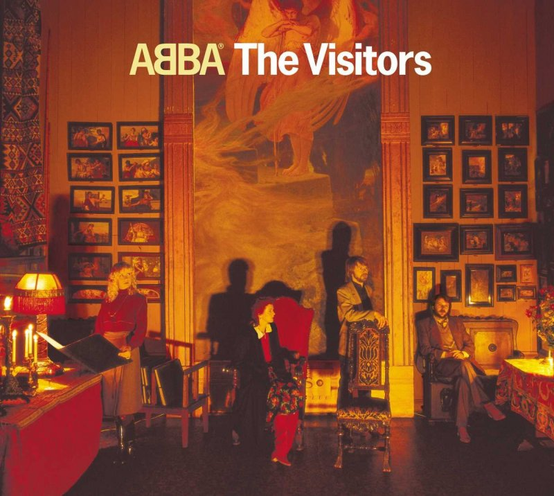 Image of   Abba - The Visitors [remastered] - CD