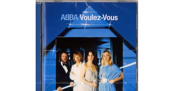 Image of   Abba - Voulez Vous [remastered] - CD