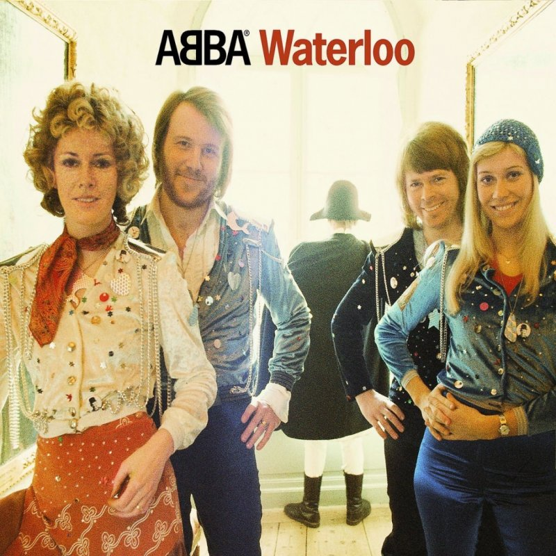 Image of   Abba - Waterloo - CD