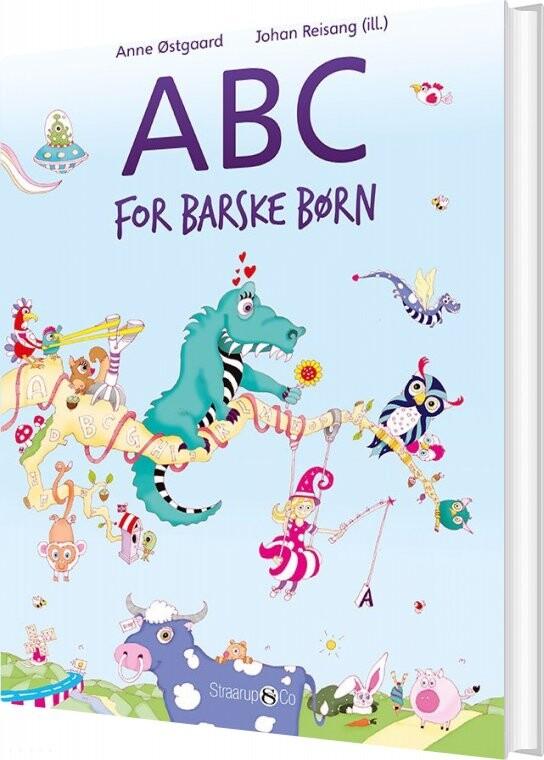 Image of   Abc For Barske Børn - Anne østgaard - Bog