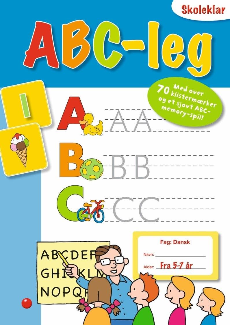 Image of   Abc-leg - Diverse - Bog