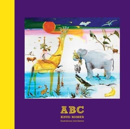 Image of   Abc - Luksus Med Cd - Knud Romer - Bog
