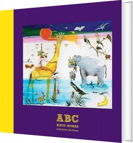 Image of   Abc - Luksus, Knud Romer - Knud Romer - Bog
