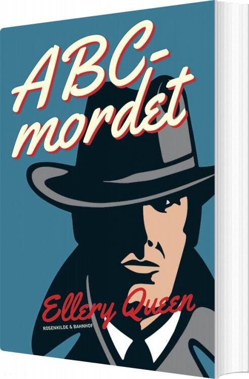 Image of   Abc-mordet - Ellery Queen - Bog