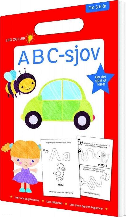 Image of   Abc-sjov - Diverse - Bog