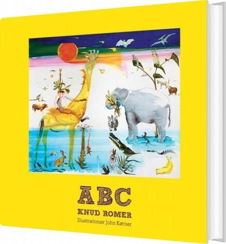 Image of   Abc, Knud Romer - Knud Romer - Bog