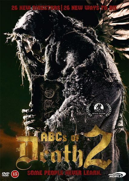 Image of   Abcs Of Death 2 - DVD - Film