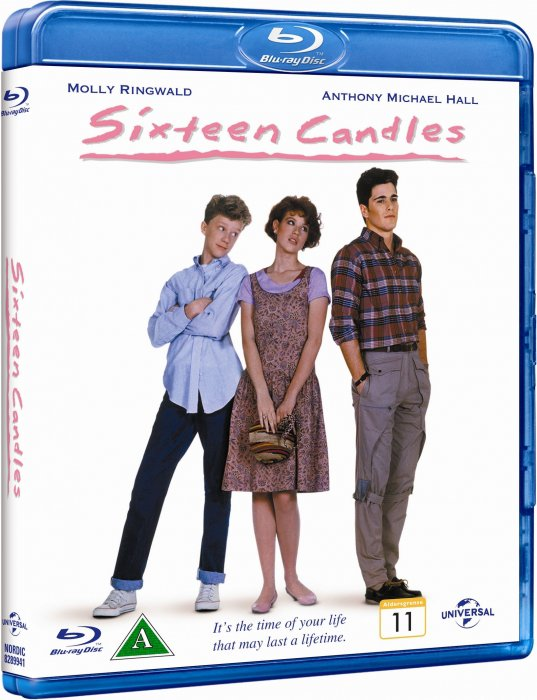 Image of   Sixteen Candles - Blu-Ray