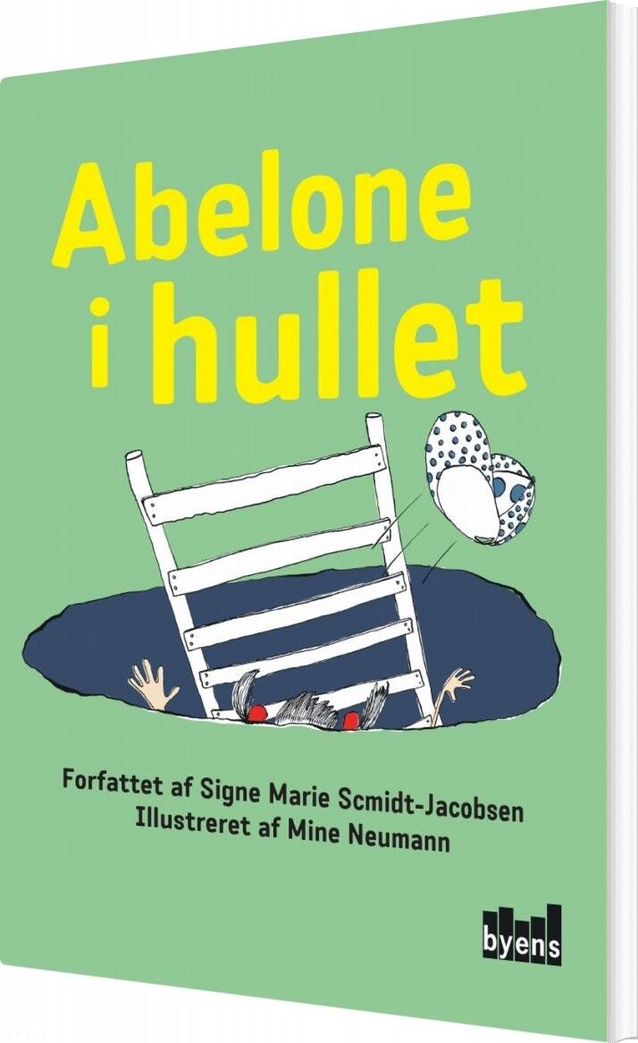 Image of   Abelone I Hullet - Signe Marie Schmidt-jacobsen - Bog