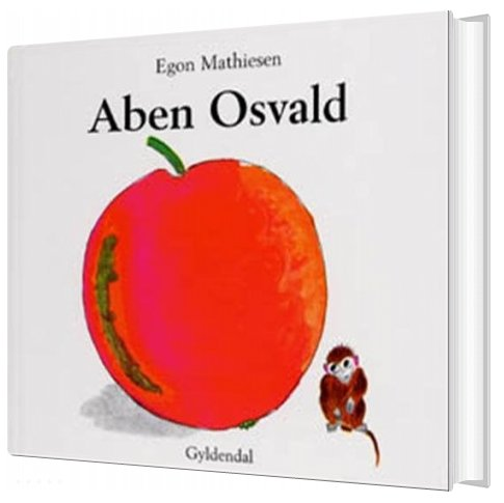 Image of   Aben Osvald - Egon Mathiesen - Bog