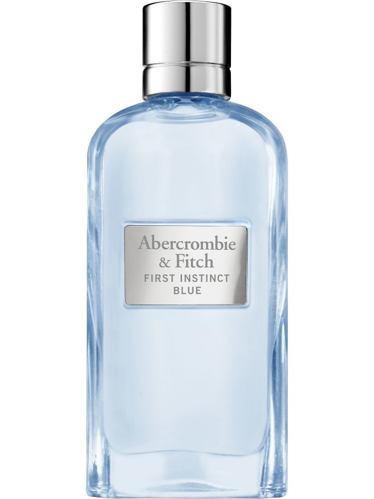 Image of   Abercrombie & Fitch - First Instinct Blue For Her - Eau De Parfum 100 Ml