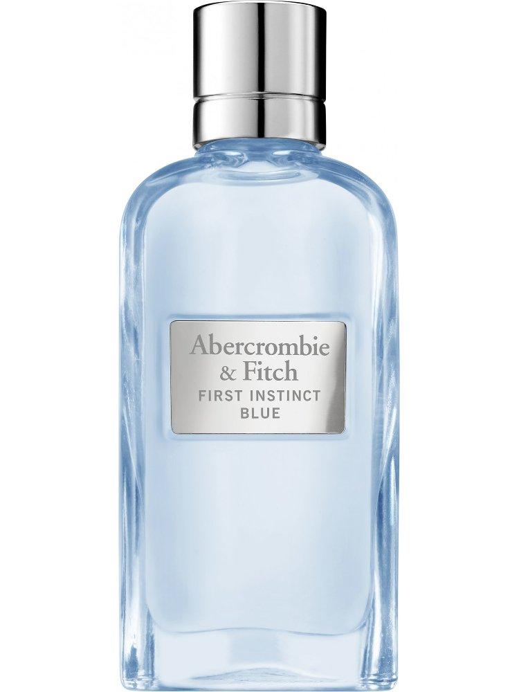 Image of   Abercrombie & Fitch - First Instinct Blue For Her - Eau De Parfum 50 Ml
